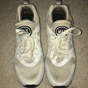 White air max prime Nike shoes